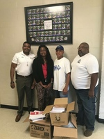 Sesostris Lodge #14 Donates School Supplies