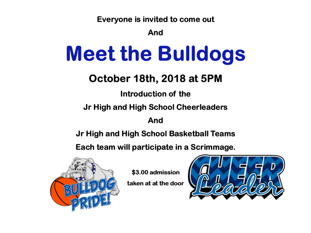 Meet the Bulldogs