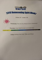 Spirit Week at BSMS!!