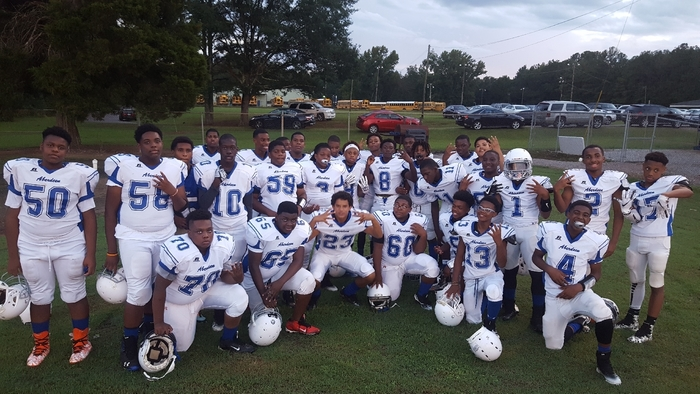 Coach Davis-8th Grade Team